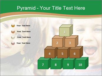 Cheerful Kids PowerPoint Template - Slide 31