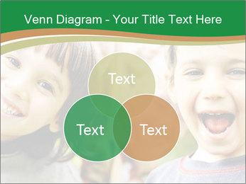 Cheerful Kids PowerPoint Template - Slide 33