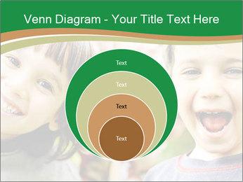 Cheerful Kids PowerPoint Template - Slide 34