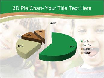 Cheerful Kids PowerPoint Template - Slide 35