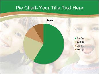 Cheerful Kids PowerPoint Template - Slide 36
