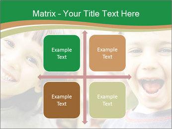 Cheerful Kids PowerPoint Template - Slide 37
