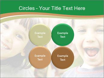 Cheerful Kids PowerPoint Template - Slide 38