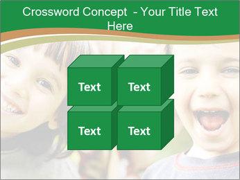 Cheerful Kids PowerPoint Template - Slide 39