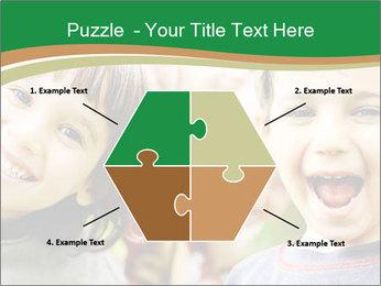 Cheerful Kids PowerPoint Template - Slide 40