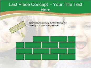 Cheerful Kids PowerPoint Template - Slide 46