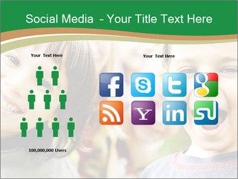 Cheerful Kids PowerPoint Template - Slide 5