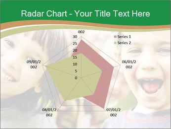 Cheerful Kids PowerPoint Template - Slide 51