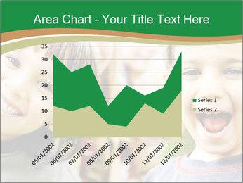 Cheerful Kids PowerPoint Template - Slide 53
