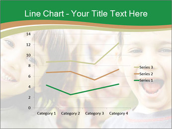 Cheerful Kids PowerPoint Template - Slide 54