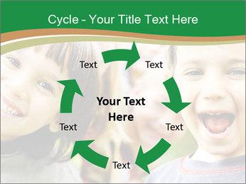 Cheerful Kids PowerPoint Template - Slide 62