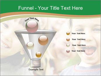 Cheerful Kids PowerPoint Template - Slide 63