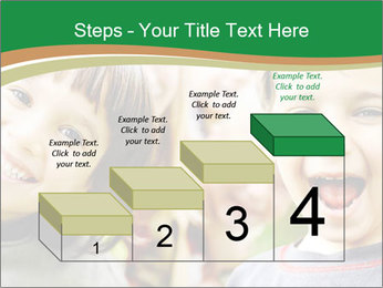 Cheerful Kids PowerPoint Template - Slide 64