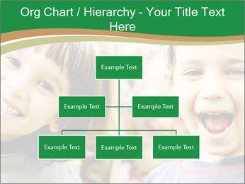 Cheerful Kids PowerPoint Template - Slide 66