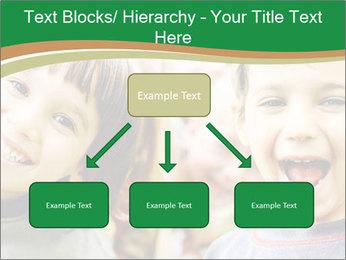 Cheerful Kids PowerPoint Template - Slide 69