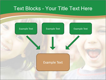 Cheerful Kids PowerPoint Template - Slide 70