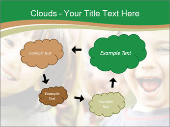 Cheerful Kids PowerPoint Template - Slide 72