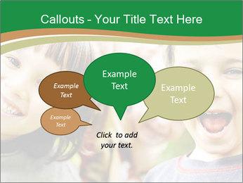 Cheerful Kids PowerPoint Template - Slide 73