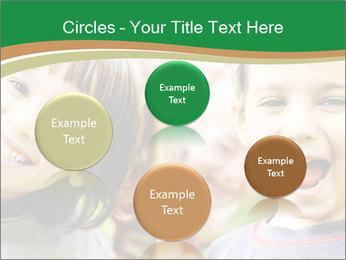 Cheerful Kids PowerPoint Template - Slide 77