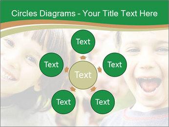 Cheerful Kids PowerPoint Template - Slide 78