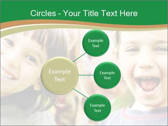 Cheerful Kids PowerPoint Template - Slide 79
