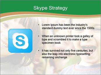 Cheerful Kids PowerPoint Template - Slide 8