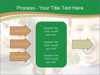 Cheerful Kids PowerPoint Template - Slide 85