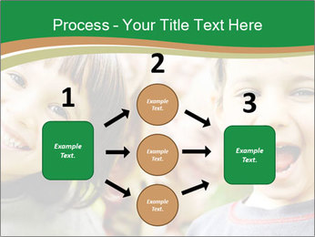 Cheerful Kids PowerPoint Template - Slide 92