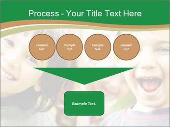 Cheerful Kids PowerPoint Template - Slide 93
