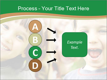 Cheerful Kids PowerPoint Template - Slide 94