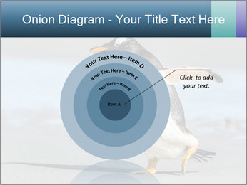 Funny Penguin PowerPoint Template - Slide 61