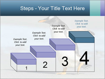 Funny Penguin PowerPoint Template - Slide 64