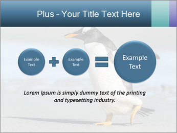 Funny Penguin PowerPoint Template - Slide 75