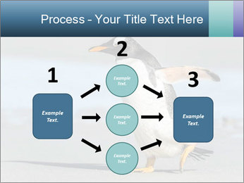 Funny Penguin PowerPoint Template - Slide 92