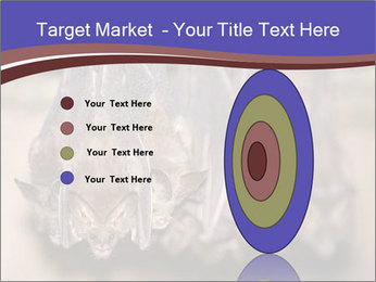 Wild Bats PowerPoint Template - Slide 84