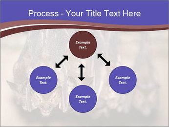 Wild Bats PowerPoint Template - Slide 91