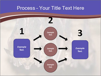 Wild Bats PowerPoint Template - Slide 92