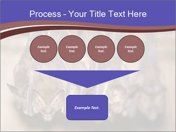 Wild Bats PowerPoint Template - Slide 93