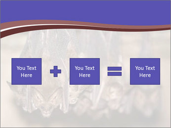 Wild Bats PowerPoint Template - Slide 95