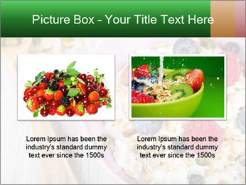 Muesli With Berries PowerPoint Templates - Slide 18