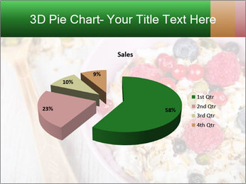 Muesli With Berries PowerPoint Template - Slide 35