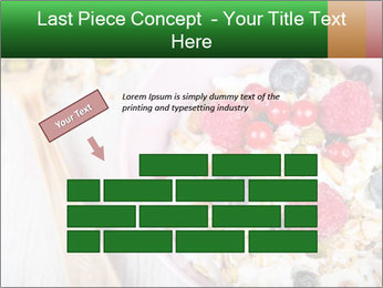 Muesli With Berries PowerPoint Templates - Slide 46