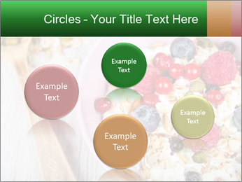 Muesli With Berries PowerPoint Templates - Slide 77