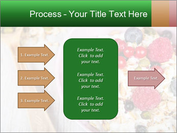 Muesli With Berries PowerPoint Templates - Slide 85