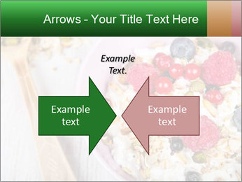 Muesli With Berries PowerPoint Templates - Slide 90