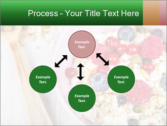 Muesli With Berries PowerPoint Template - Slide 91