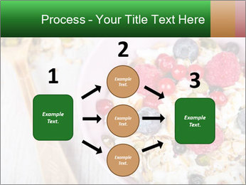 Muesli With Berries PowerPoint Template - Slide 92