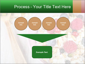 Muesli With Berries PowerPoint Templates - Slide 93