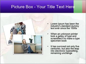 Man Having Lunch PowerPoint Templates - Slide 20