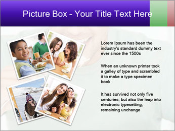 Man Having Lunch PowerPoint Template - Slide 23